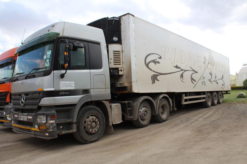PJ Dave Flora Logistics