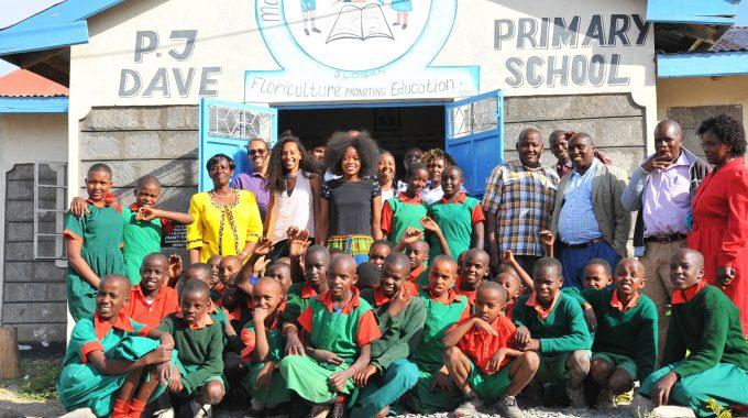 PJ Dave Flora Primary School