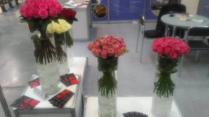 Flower Expo 2018 In Moscow, Russia (11th To 13th Sept)