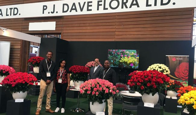 International Floriculture Trade Fair (#IFTF2018) Recap